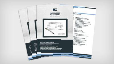 HWB - BladeBalance: Wäge- und Trimmsystem für Rotorblätter von Windkraftanlagen- Datenblatt