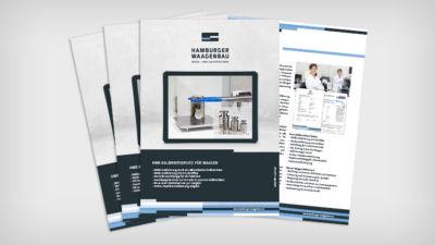 HWB - Kalibrierservice - Datenblatt