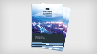 HWB - Fahrzeugwaagen - Genauigkeit in Präzision - Broschüre