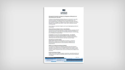 HWB - Informationen zum neuen Mess- & Eichgesetz - MessEG / MessEV - Information