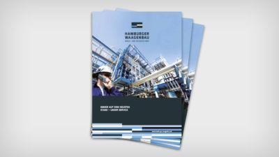HWB Immer auf dem neuesten Stand - Unser Service -Broschüre